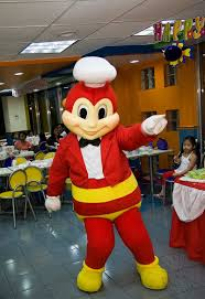 Congratulations, Jollibee! You the man...er...bee.