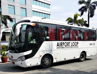 Airport Loop bus