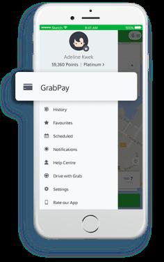 grab pay app